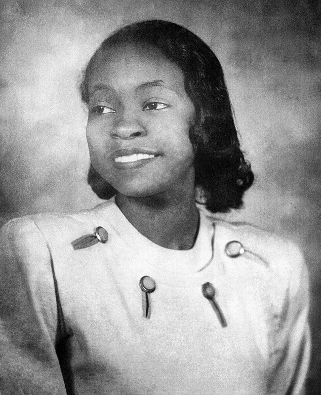 Rutha Patrick in 1946